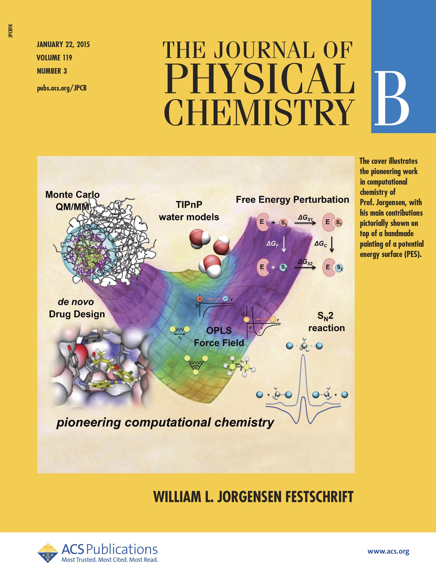 The Journal of Physical Chemistry B